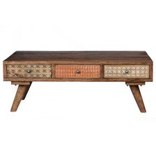 Dreux Industrial Coffee Table