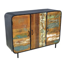 Industrial Sideboard