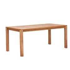 Palma Majorca Outdoor Timber Rectangular Table