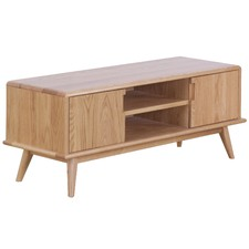 Oscar Oak TV Unit