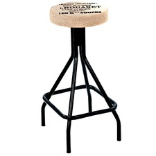 Lolek Industrial Bar Stool