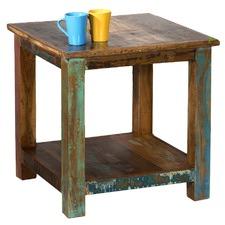 Avignon Industrial Side Table