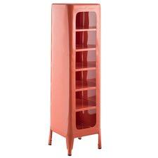 Orange Replica Tolix Storage Cabinet