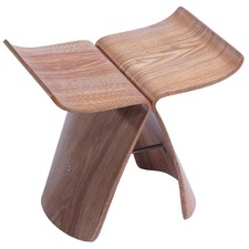 Sori Yanagi Replica Butterfly Stool