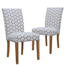 Bribie Upholstered Dining Chairs (Set of 2)