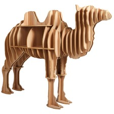 Camel Puzzle Shelf
