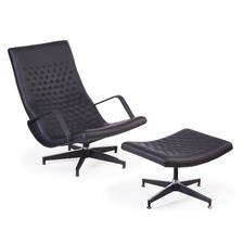 Studio Lounge Chair & Ottoman