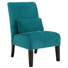Teal Annora Accent Chair