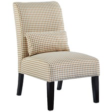 Caramel Annora Accent Chair