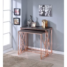 Set of 2 Audrey Nesting Console Table