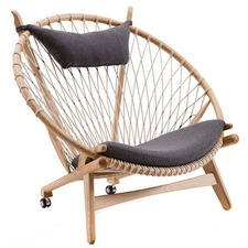 Hans Wegner Replica Circle Armchair