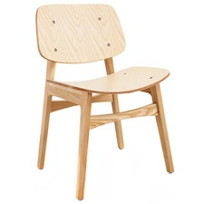 Børge Mogensen Replica Soborg Dining Chair