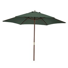 Majorca Round Outdoor Market Umbrella 2.6m