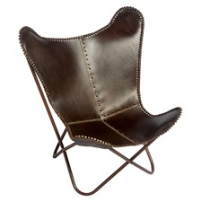 Replica  Leather BKF Butterfly Chair