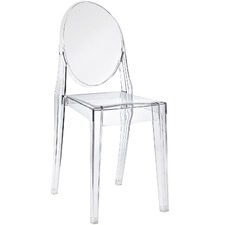 Philippe Starck Replica Ghost Side Chair (Set of 6)