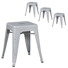 Xavier Pauchard Premium Replica Tolix Stools (Set of 4)