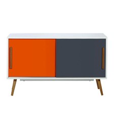 Retro 2 Door Vasby Sideboard