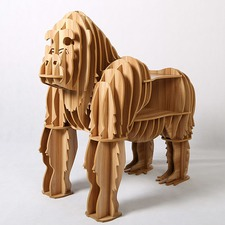 King Kong Puzzle Table