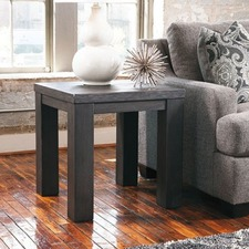 Square Lamoille End Table