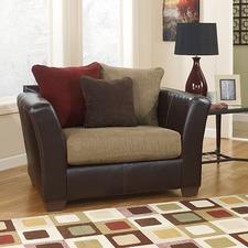 Large Mocha Sanya Chair