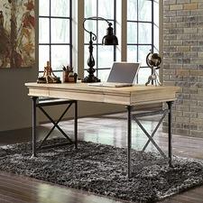 Shennifin Metal Leg Desk