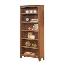 Large Cross Island Bookcase