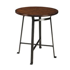 Round Challiman Bar Table