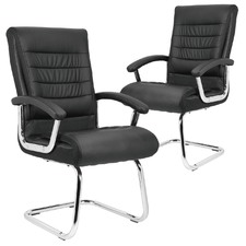 Belmont Visitor Chair (Set of 2)