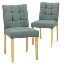 Grace Upholstered Dining Chair (Set of 2)