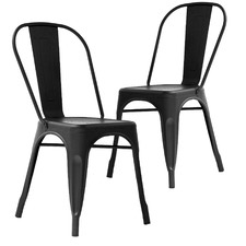 Replica Tolix Chairs (Set of 2)