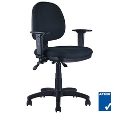 Milan Direct T8108 Low Back Task Chair with Arms