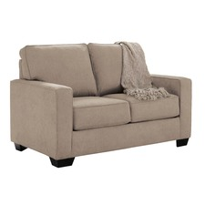 Quartz Zeb 2 Seater Single Sofa Bed