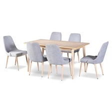 7 Piece Norway Dining Set
