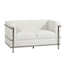 Le Corbusier Replica LC2 2 Seater Sofa