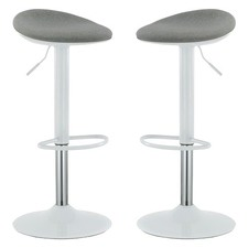 Dylan Swivel Barstool (Set of 2)