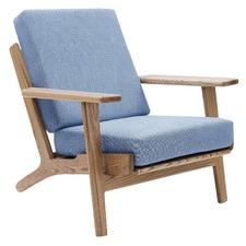Hans Wegner Replica Plank Armchair