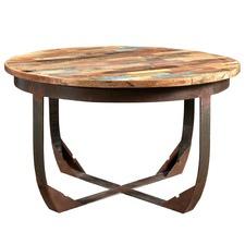 Industrial Recycled Wood Coffee Table