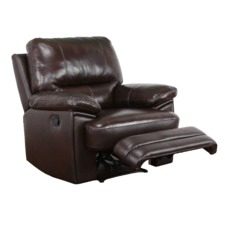Coffee Amber Recliner Lounge Chair