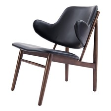 Larsen-Inspired Shell Chair