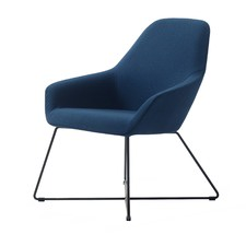 Blue Chris-Kross Relax Chair