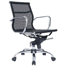 Deluxe Eames Replica Mesh Executive Office Chair