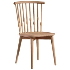 Beech Fan Back Dining Chair
