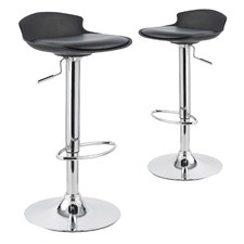 Mojito Adjustable Swivel Bar Stool (Set of 2)