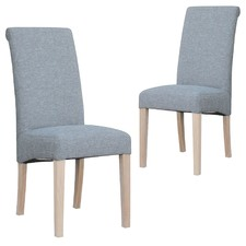 Mission Upholstered Dining Chair (Set of 2)