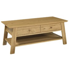Homestead Oak Coffee Table