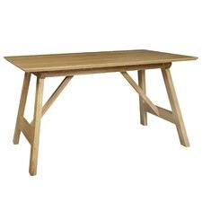 Homestead Oak 140cm Dining Table