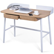 Light Oak Belfast Writing Desk