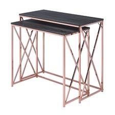 Audrey Nesting Console Desk Tables (Set of 2)
