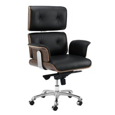 Eames Premium Replica Leather Executive Office Chair