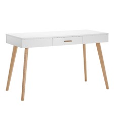 Vasby Desk Console 1 Drawer Scandinavian